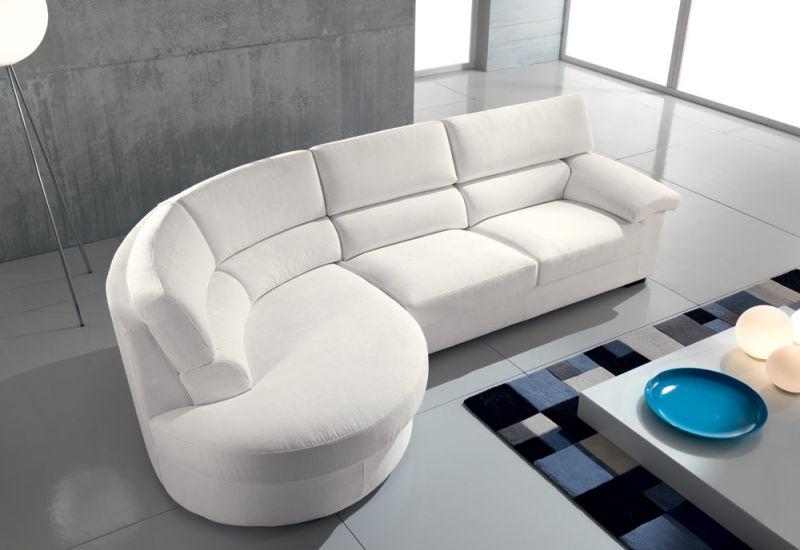Divano bolero a varese gazzada grillo salotti - Dimensioni divano con isola ...